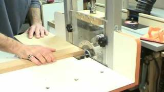 Part 2 - Mlcs Woodworking Horizontal Router Table