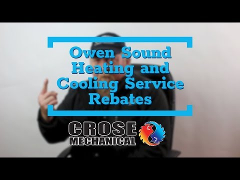 Heating And Cooling Rebates In Ontario Canada