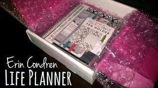 Erin Condren Life Planner: Review + Tips