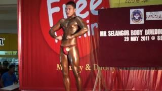 SEL2011 Junior Above 70kg: Mohd Izwan