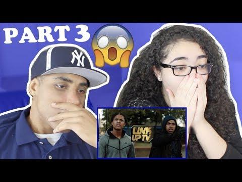 MY DAD REACTS Rapman - Shiro's Story Pt.3 | Link Up TV REACTION