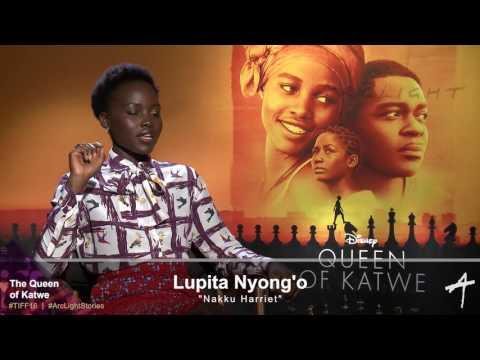"""Lupita Nyong'o, David Oyelowo  & Mira Nair talk """"Queen of Katwe""""  - TIFF 16 - ArcLight Stories"""