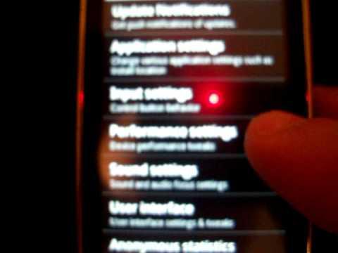 cyanogen mod 6 virgin mobile samsung intercept