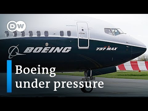Boeing in hot water after 737 crash | DW News