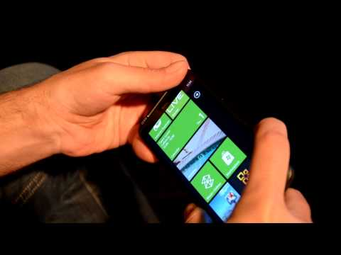 HTC Titan hands-on preview