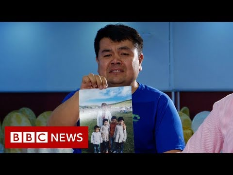 Xinjiang: China, where are my children? - BBC News