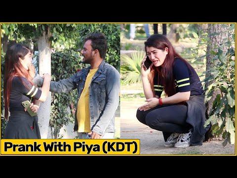 Prank With Piya ( Kudiyo The Tashan )  Funky Joker