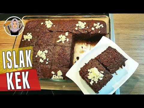 Kek Tarifi-Browni tadında ıslak kek | Hatice Mazı ile Yemek Tarifleri