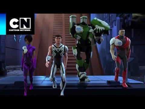 MAX STEEL: FORÇA TURBO | Max Steel | Cartoon Network