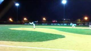 Jimmy Rodriguez Pershing field