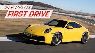 2020 Porsche 911 | First Drive