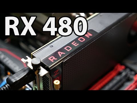 The AMD Radeon RX 480 Review - The Polaris Promise