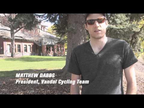 Vandal Cycling Video for Idaho Public Radio
