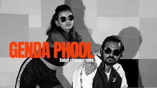 Genda Phool song/Balaji choreography/Footworx Dance Academy/Pondicherry
