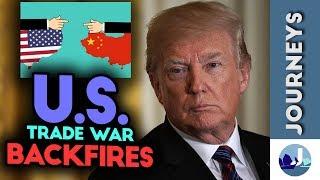 U.S. Trade War Backfiring -with Rod Kapunan (Sept. 16, 2018 1/2)