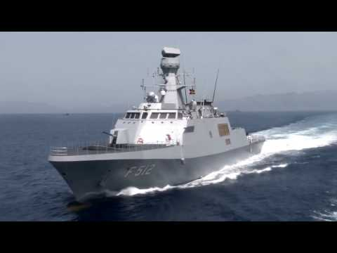 Turkish Ada Class Stealth Corvettes