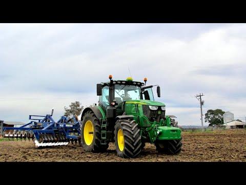 New John Deere 6250R Tractor Test | Farms & Farm Machinery