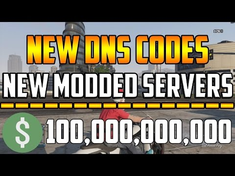 Gta 5 DNS CODES 1.34!!! (2016) Infinite Money/Rp (PS4 , Xbox one, Xbox 360,PS3)