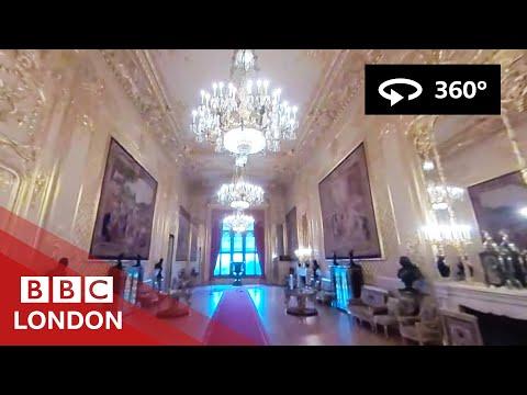360° Video: Windsor Castle Tour – BBC London