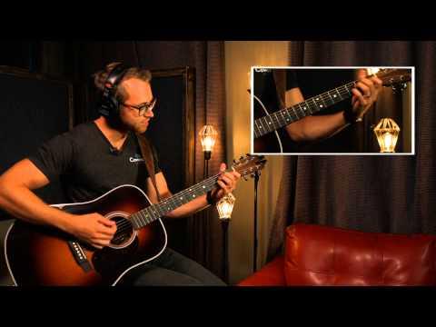 Covenant Worship - Risen (Official Acoustic Guitar Tutorial)