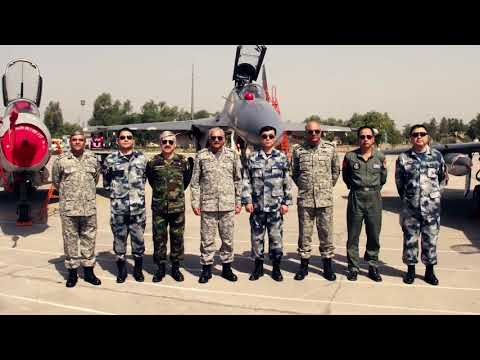 PAK-CHINA JOINT EXERCISE   SHAHEEN IX   Pakistan Air Force  
