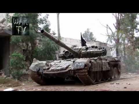 Сирия Ближний бой