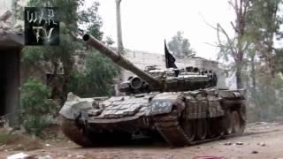 Сирия  Ближний бой боевиков игил