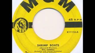 Forgotten 45's #1: Bill Farrell - Shrimp Boats (1951)