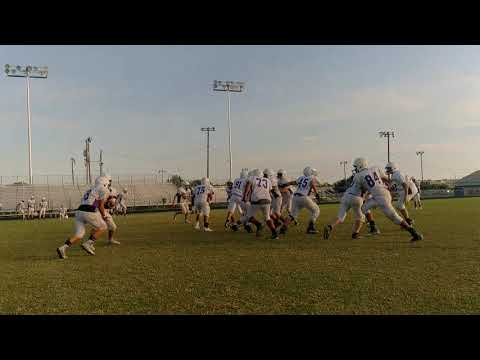 Marble Falls Middle School practice video 2 minutes long