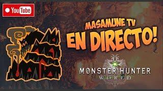[DIRECTO] Monster Hunter World - Bienvenido Zorah Archicurtido