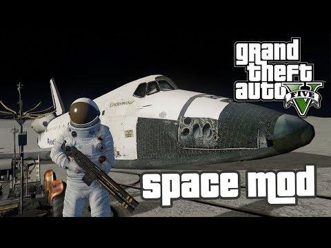 GTA 登月計劃 Grand Theft Space   - GTA 5 PC MOD 介紹
