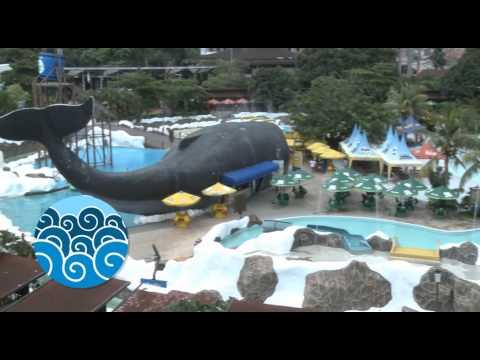 Vacation - Snowbay Waterpark TMII Jakarta