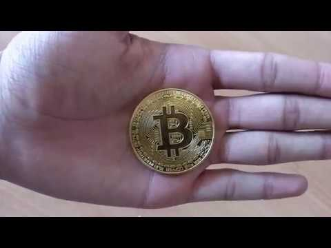 Unboxing Of BITCOIN |Physical Bitcoin | Won By WINGET | From India 2k18