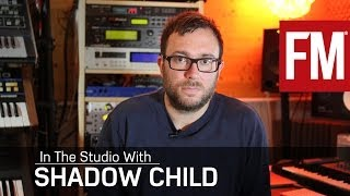 Shadow Child In The Studio With Future Music