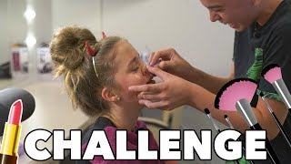 #40 MAKE-UP CHALLENGE | JUNIORSONGFESTIVAL.NL🇳🇱