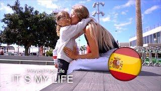 Alleine fliegen mit 2 Kindern   Teneriffa Urlaub vlog 2018 - It's my life #1154   PatrycjaPageLife
