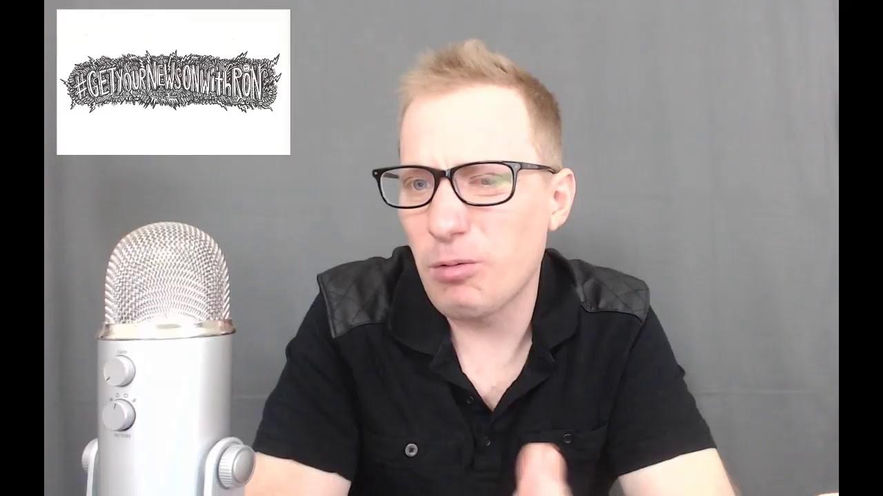 Getyournewsonwithron Live 3 25 19 Youtube