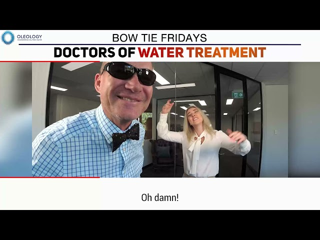 BOW TIE FRIDAYS S6E8 - Doctors of Water Treatment