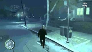 Приколы GTA 4. Сезон 1 серия 7 - каскадеры епть :D