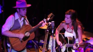 Lera Lynn and Ben Lewis - Wolf Like Me (TV on The Radio) 2012-06-14 Melting Point - Athens, Ga