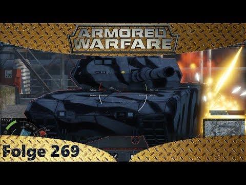 Armored Warfare - Global Ops - Dezente Zurückhaltung - Leo 2A6 - Let's Play #269 Deutsch German