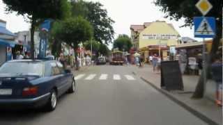 Na plaży i w mieście, czyli 05.08.2012 w Jastarni
