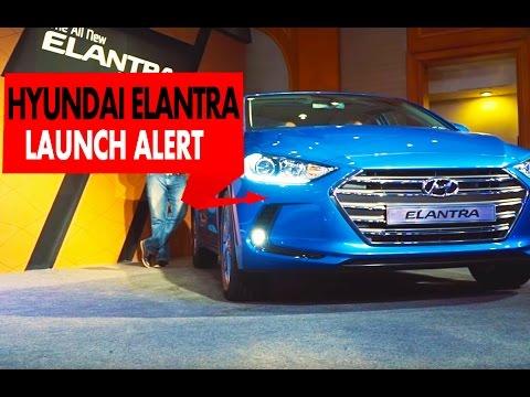 New Hyundai Elantra : Launch Alert : PowerDrift