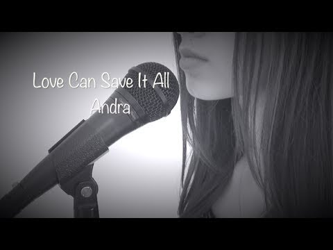 Andra - Love Can Save It All (Karaoke Version) موجوع قلبي بلأنكليزيⓂ️