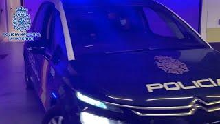 Detenido un hombre por un delito de tráfico de drogas en Logroño