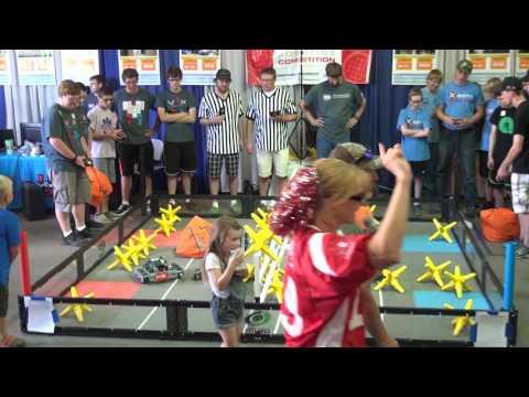 Vex Starstruck Benton County Fair Qualifier: Match 11