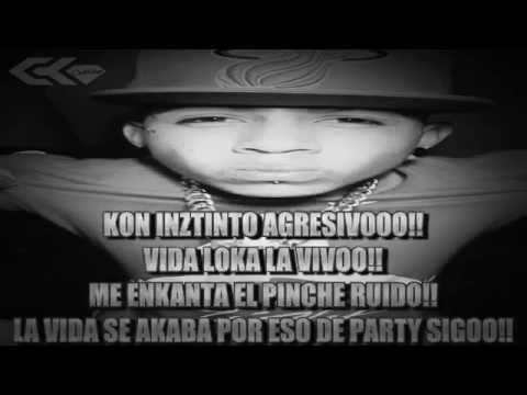 chido la vivo Maniako Feat. Biper Lirika Kallejera