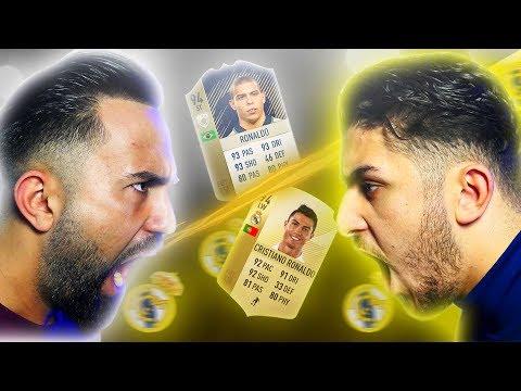 FIFA 18 Gameplay FULL MATCH - Real Madrid Vs Real Madrid