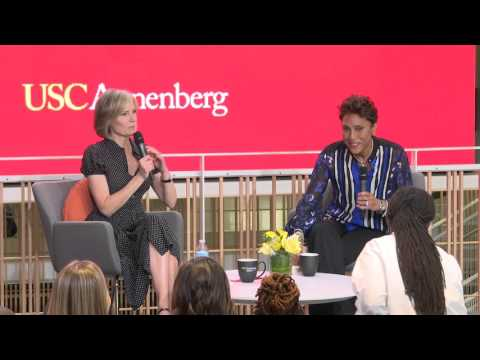 A Conversation with Robin Roberts