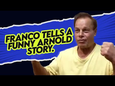 Franco Columbu Tells A Funny Arnold Schwarzenegger Story ...